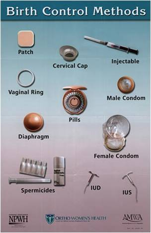 Best birth control options for smokers