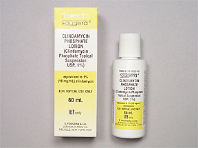Clindamycin Topical Lotion