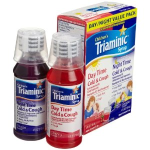 Triaminic Coldcough Chewable Tablets Patient Information