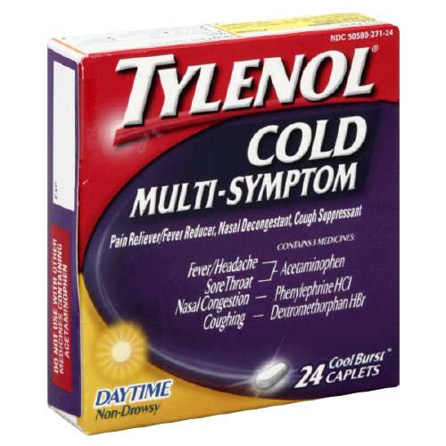 Does Tylenol Cold And Flu Raise Blood Pressure ✓ The