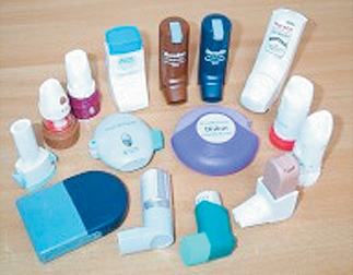 asthma steroid inhalers side effects