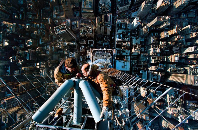 Acrophobia. Causes, symptoms, treatment Acrophobia