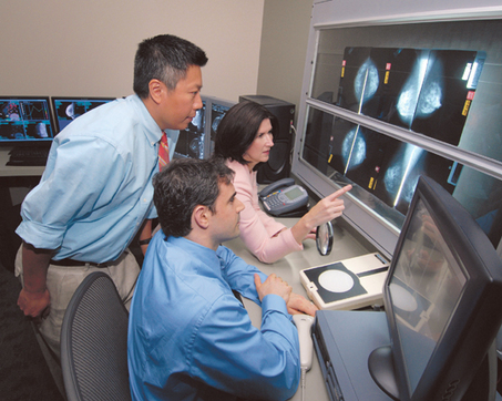 subspecialty radiology devoted